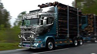 getlinkyoutube.com-Strängnäs Truck Meet 2015 - Björkvik Sweden