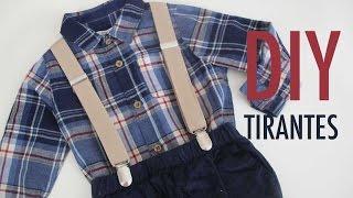 getlinkyoutube.com-DIY Cómo hacer tirantes para niños