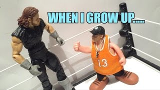 WWE ACTION INSIDER: The Undertaker Elite WrestleMania Heritage Series Exclusive Wrestling Toy Review