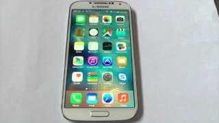 getlinkyoutube.com-Make android look like iOS (9) 2016 latest