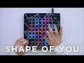 Ed Sheeran - Shape Of You  Launchpad CoverRemix