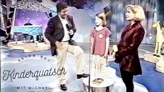 getlinkyoutube.com-Kinderquatsch mit Michael 1996 - Anika & Mary Roos - Nur die Liebe lässt uns leben