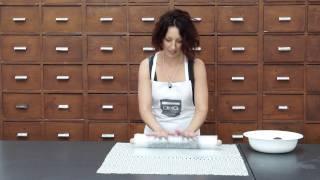 getlinkyoutube.com-How to nuno felting - DHG Tutorial