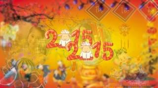 getlinkyoutube.com-[Full HD Style Proshow] Tết 2015 Cực Đẹp | Ađờmin Bin's Ngố's