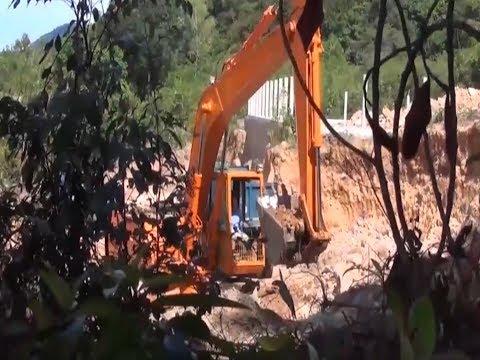 Khai thác đất trái phép gia tăng trên đảo Phú Quốc