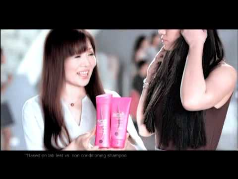 Sarah Geronimo - Sunsilk Pink January 2012 TVC 30s