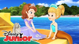 getlinkyoutube.com-Sofia The First - The Floating Palace - Part 1