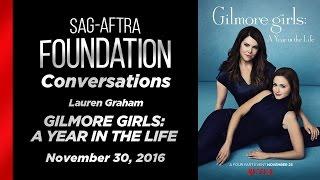 getlinkyoutube.com-Conversations with Lauren Graham of GILMORE GIRLS