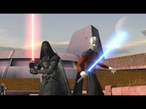 Knights of the Old Republic on iPad! - IGN Plays