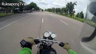 getlinkyoutube.com-Yamaha SR400 Cafe Racer Thailand TopSpeed : (ขี่ครั้งแรกในชีวิต)