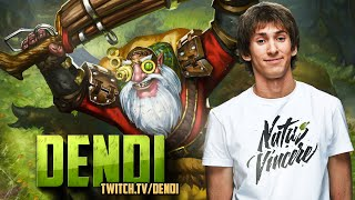 getlinkyoutube.com-Dota 2 Stream: Na`Vi Dendi - Sniper (Gameplay & Commentary)