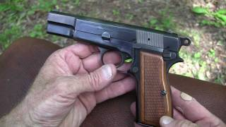 getlinkyoutube.com-Browning Hi-Power Close-Up