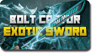 "getlinkyoutube.com-Destiny Game ""The Taken King"" ""Bolt Castor"" Exotic Sword Review (Destiny Exotic Sword Quest)"