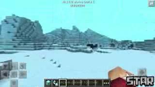 getlinkyoutube.com-Minecraft pe (pocket edition) v0.16.0 GAMEPLAY [CONCEPT] Dimensao do Diamante