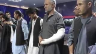getlinkyoutube.com-Afghanistan Hangs 5 Panjshiri Men Convicted of Rape, Looting + Habib Istalef Gang Leader