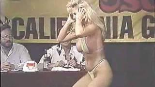 getlinkyoutube.com-Jeannie in California Girl Bikini Contest #16