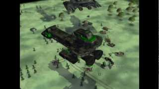 getlinkyoutube.com-C&C Zero Hour Mod - Stargate Universe