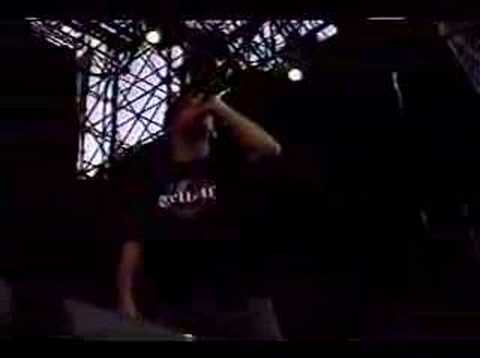Linkin Park - With You ( live ) 2001 Toronto, Canada