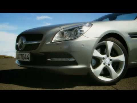 2012 Mercedes-Benz SLK350 - First Drive