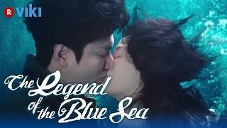 The Legend of the Blue Sea - EP 2   Jun Ji Hyun & Lee Min Ho's Under the Sea Kiss