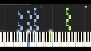 getlinkyoutube.com-TheFatRat - Windfall - PIANO TUTORIAL