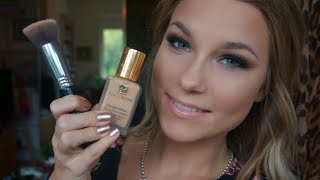 Flawless Foundation Routine| Estee Lauder Double-Wear