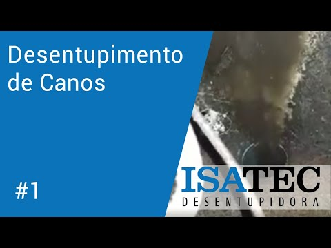 thumb Desentupidora de Canos Sorocaba - Isatec Desentupidora #1