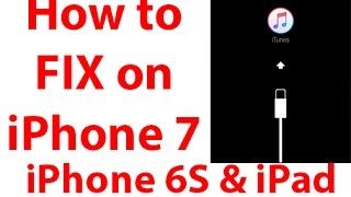 getlinkyoutube.com-Fix connect to iTunes on iPhone 7, iPhone 6S, iPhone 6 or iPad