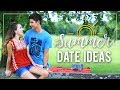 10 FUN AND iNEXPENSIVE SUMMER DATE iDEAS ft Parker and Cameron