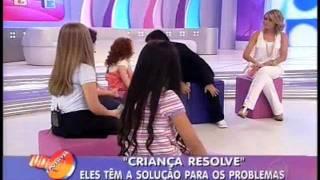 getlinkyoutube.com-Criança Resolve - Participação da atriz mirim Cinthia Cruz - Tom Cavalcante
