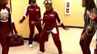 "Tucker JV Cheerleaders Turning Up ""Drop That NaeNa"