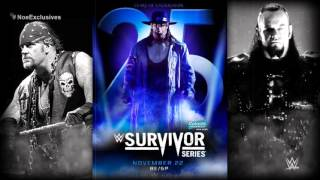 WWE: Survivor Series 2015 OFFICIAL Theme Song -