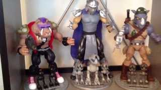 getlinkyoutube.com-TMNT Classic Action Figure Collection