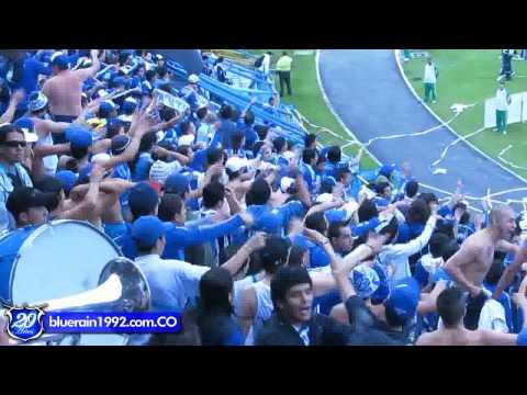 Fiesta De La Blue Rain // MILLOS vs once nalgas