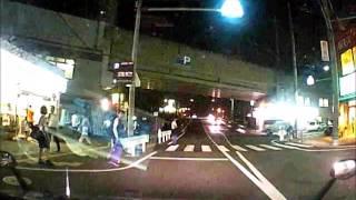 getlinkyoutube.com-横断歩道で歩行者を譲ったら軽トラが【ドラレコ】