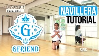 getlinkyoutube.com-[Mirrored] GFRIEND (여자친구) - NAVILLERA (너 그리고 나) | FULL Dance Tutorial