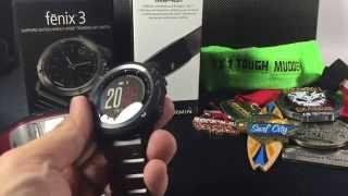 getlinkyoutube.com-Garmin Fenix 3 Overview and retiring the ForeRunner 305