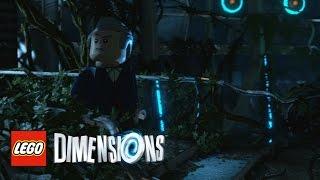 getlinkyoutube.com-LEGO Dimensions Walkthrough - The Dalek Extermination of Earth