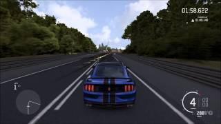 getlinkyoutube.com-Forza Motorsport 6 - Ford Shelby GT350R 2016   Top Speed 401 KMH (XboxONE HD) [1080p60FPS]