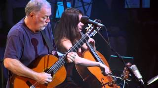 getlinkyoutube.com-David Gilmour - High Hopes - Live at Robert Wyatt's Meltdown