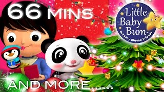 getlinkyoutube.com-Christmas Songs | Jingle Bells Compilation part 2 | Plus More Children's Songs | LittleBabyBum!