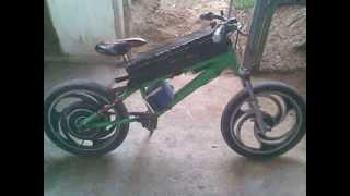 getlinkyoutube.com-xe đạp điện độ Biên Hòa