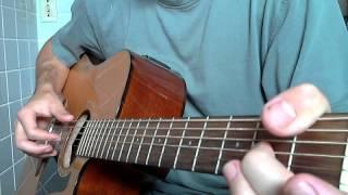 "getlinkyoutube.com-Acoustic Blues Guitar Lesson Pt 2 - ""Come Back Baby"""