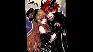 getlinkyoutube.com-Natsu und Lucy   Halloween