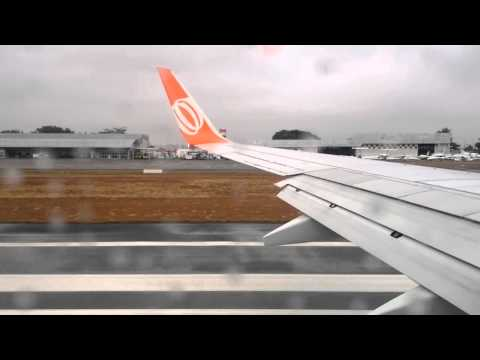 Decolagem Aeroporto de Uberlandia.WMV