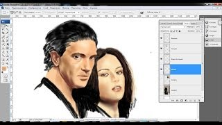 getlinkyoutube.com-Работа на планшете в Photoshop