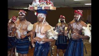 getlinkyoutube.com-The Great History of Igbo Ikpirikpi Ogu dance (Ohaofia War Dance) 1