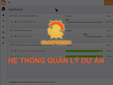 Sunfresh web