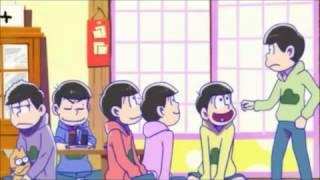 getlinkyoutube.com-【手描きおそ松さん】一松「バーン」【おそ松さん】