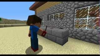 getlinkyoutube.com-10 Ways To Kill Your Friend In Minecraft